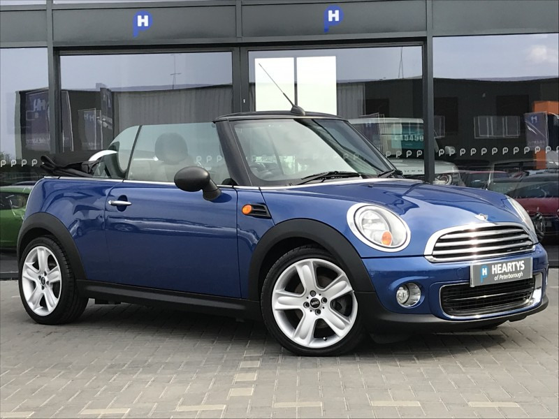 Mini Convertible One 1.6L 2dr | Heartys of Peterborough
