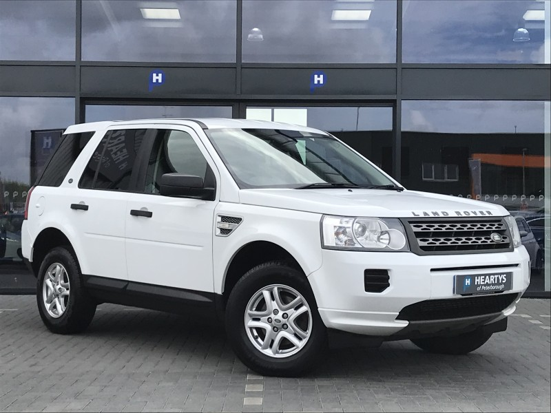 Land Rover Freelander TD4 S 2.2L 5dr | Heartys of Peterborough