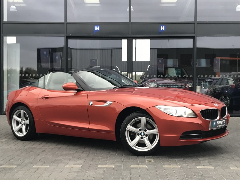 Bmw Z Series Z4 Sdrive20i Roadster 2l 2dr For Sale At