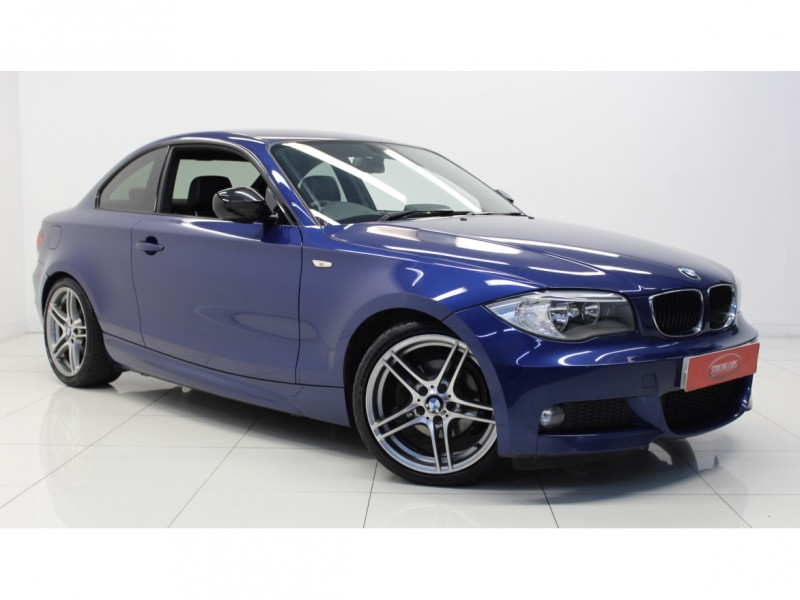 BMW 1 Series 118d Sport Plus Edition 2L 2dr | Stirling Cars