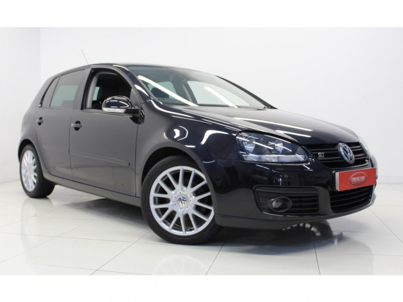 Volkswagen Golf GT TDI 2L 5dr | Stirling Cars