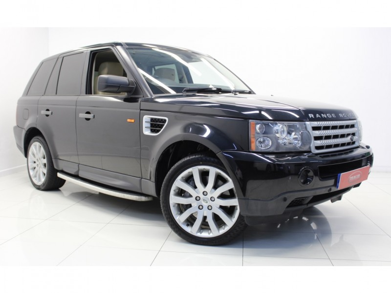 Land Rover Range Rover Sport TDV8 3.6L dr | Stirling Cars