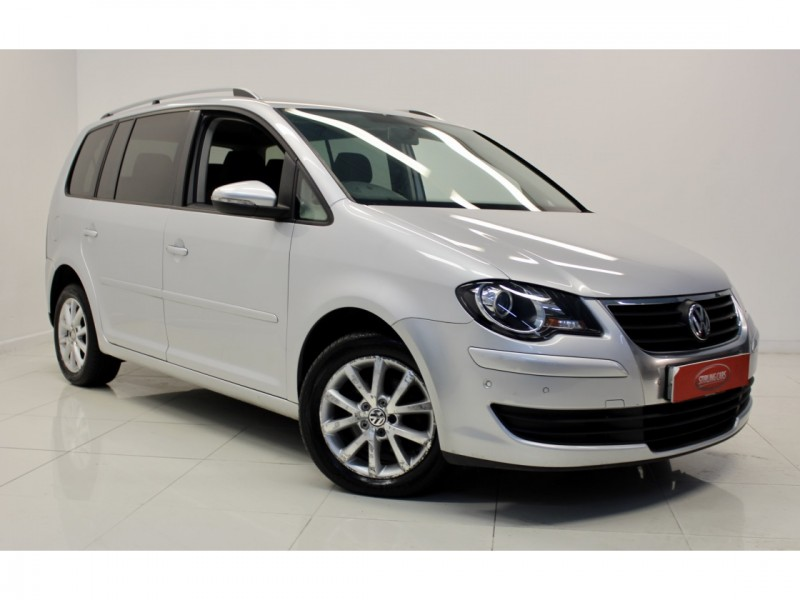 Volkswagen Touran Match TDI DSG 2L 5dr | Stirling Cars