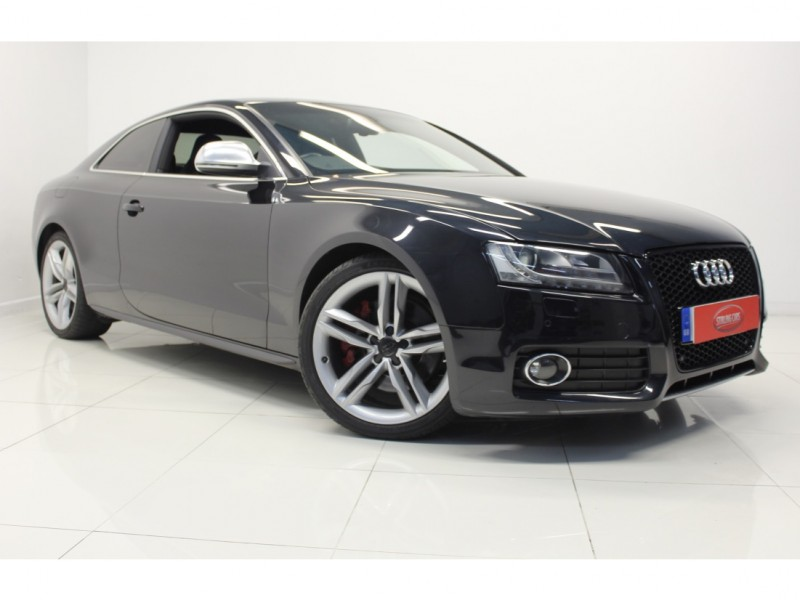 Audi A5 S5 V8 Quattro 4.2L 2dr | Stirling Cars