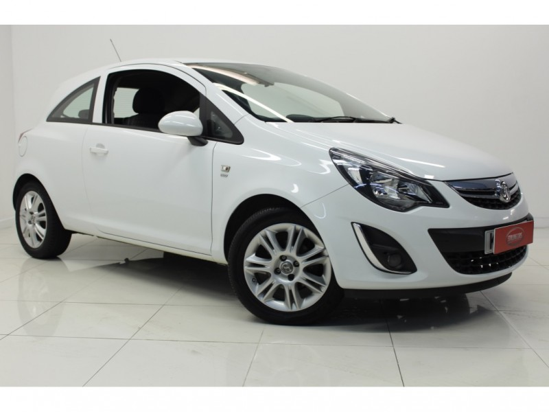 Vauxhall Corsa Energy AC 1.2L 3dr | Stirling Cars