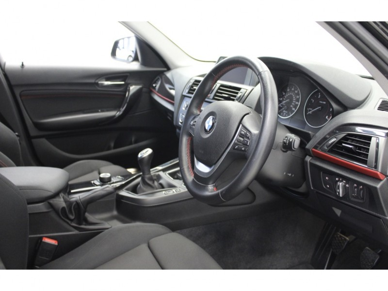 BMW 1 Series 120d Sport 2L 5dr | Stirling Cars
