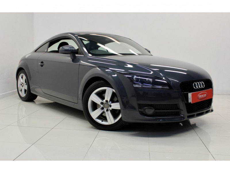 Audi TT TDI Quattro 2L 3dr | Stirling Cars