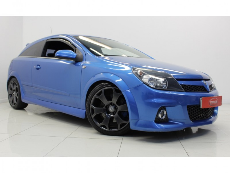 Vauxhall Astra VXr 2L 3dr | Stirling Cars